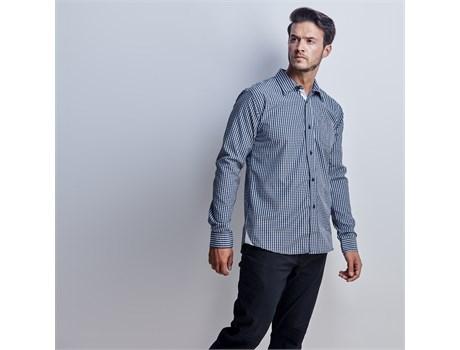 368b3af21a1f Mens Long Sleeve Kenton Shirt | BAS-3416