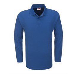 Golfers - Mens Long Sleeve Boston Golf Shirt