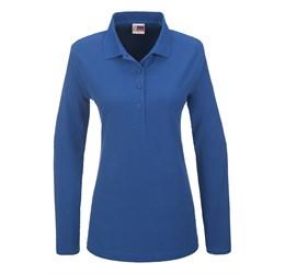 Golfers - Ladies Long Sleeve Boston Golf Shirt