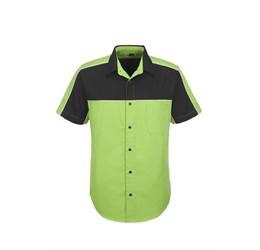 Mens Daytona Pitt Shirt  Lime Only
