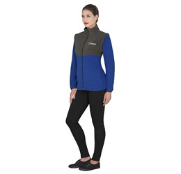 Ladies Benneton ZipOff Micro Fleece Jacket