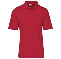 Golfers - Mens Cardinal Golf Shirt