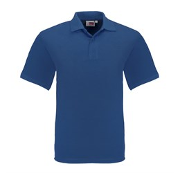 Golfers - Mens Elemental Golf Shirt  Royal Blue Only