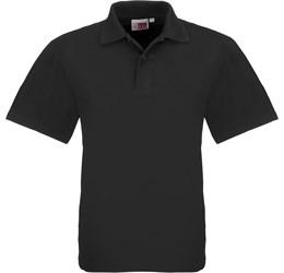Golfers - Kids Elemental Golf Shirt  Black Only