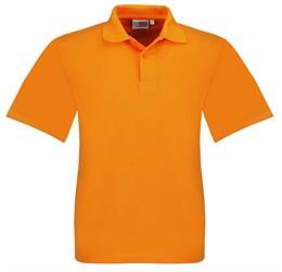 Golfers - Kids Elemental Golf Shirt  Orange Only