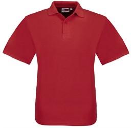 Golfers - Kids Elemental Golf Shirt  Red Only