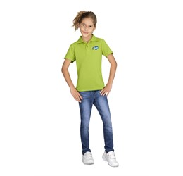 Kids Elemental Golf Shirt