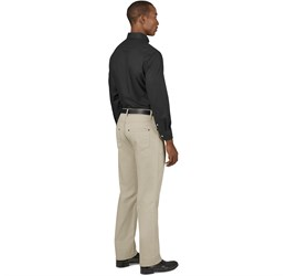 Mens Hudson Chinos  Stone Only