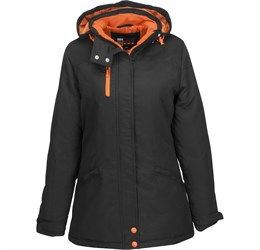 Ladies Astro Jacket  Orange Only