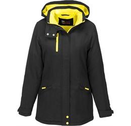 Ladies Astro Jacket  Yellow Only