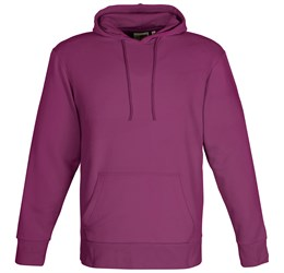 Mens Omega Hooded Sweater  Pink Only