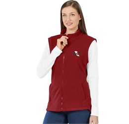 Ladies Yukon Micro Fleece Bodywarmer