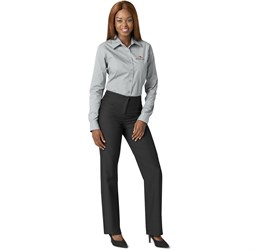 Ladies Cambridge Flat Front Pants