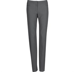 Ladies Cambridge Stretch Pants  Grey Only