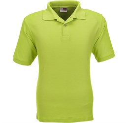 Golfers - US Basic Boston Mens Golf Shirt
