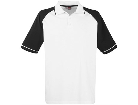 US Basic Clothing South Africa Mens Sydney Golf Shirt Branded