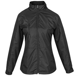 Ladies Berkeley 3in1 Jacket  Black Only