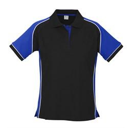 Golfers - Ladies Nitro Golf Shirt  Royal Blue Only