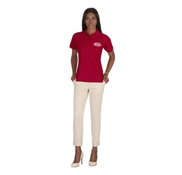 Golfers - Ladies Resort Golf Shirt