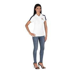 Ladies Monte Carlo Golf Shirt