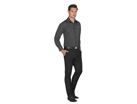9c75f7e05dc7 Mens Long Sleeve Metro Shirt | BIZ-3628