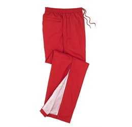 Flash Unisex Track Bottoms  Red Only
