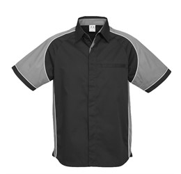 Mens Nitro Pitt Shirt  Grey Only