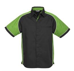 Mens Nitro Pitt Shirt  Lime Only