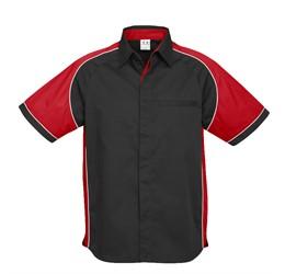 Mens Nitro Pitt Shirt  Red Only