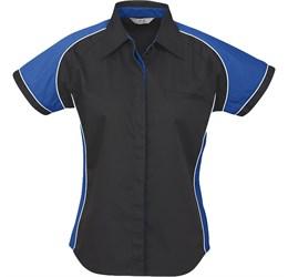 Ladies Nitro Pitt Shirt  Royal Blue Only