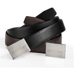 Mens Columbia Reversible Belt