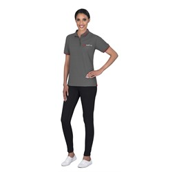 Golfers - Jet Ladies Golf Shirt