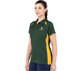 Ladies Splice Golf Shirt
