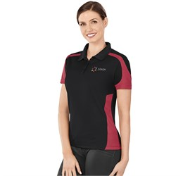 Ladies Talon Golf Shirt