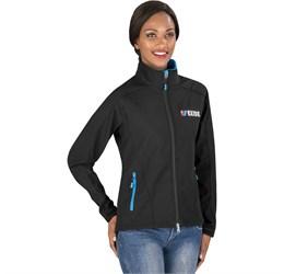 Ladies Geneva Softshell Jacket