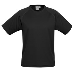 Mens Sprint TShirt  Black Only