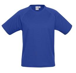 Mens Sprint TShirt  Blue Only