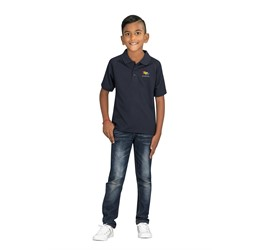 Kids Sprint Golf Shirt