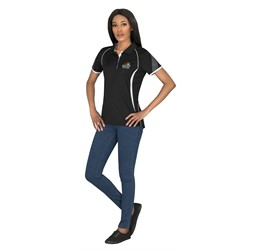 Golfers - Ladies Razor Golf Shirt