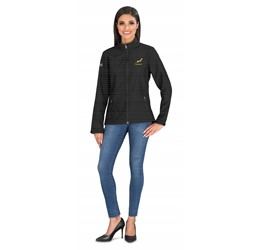Ladies Springbok Softshell Jacket