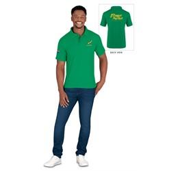 Mens Springbok Pique Golf Shirt