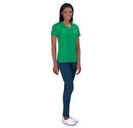 Ladies RWC Pique Golf Shirt