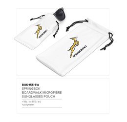 Springbok Boardwalk Sunglasses Pouch