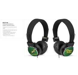 Springbok Bravo Wired Headphones