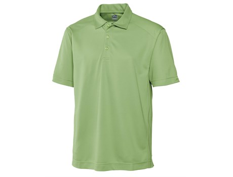 Cutter and Buck Mens Genre Golf Shirt in lime Code CB-3550