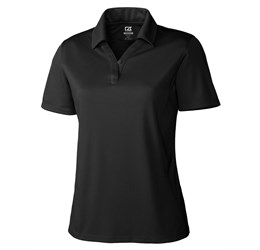 Ladies Genre Golf Shirt  Black Only