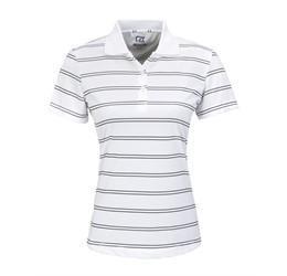 Golfers - Cutter And Buck Hawthorne Ladies Golf Shirt