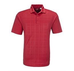 Golfers - Cutter And  Buck Sullivan Mens Golf Shirt