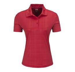Golfers - Cutter And Buck Sullivan Ladies Golf Shirt