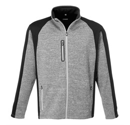 Mens Mirage Softshell Jacket  Grey Only